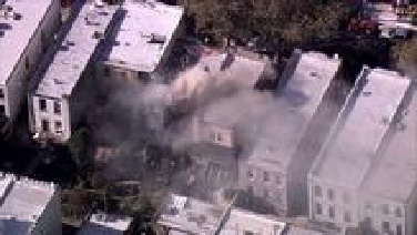 FDNY: Multi-Alarm Fire Breaks Out in 2-Story Queens Building