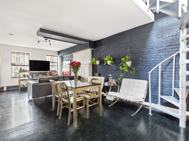 For under $1M, a chic Lower East Side duplex co-op