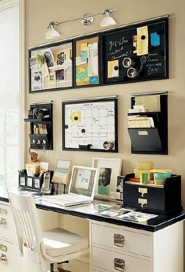Creating an Office for Your Home-Based Business