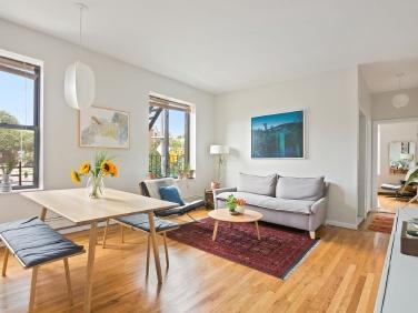 Windsor Terrace Two-Bedroom With Plentiful Storage, Steps From Prospect Park, Asks $849K